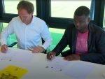 Tekenen Samenwerkingsovereenkomst Met Vitesse