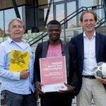 Stichting De Stilte Verbroken Gaat Samenwerking Aan Met Vitesse Voor 5 Jaar