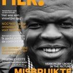 Renald Majoor Siert Cover En Binnenwerk FIER! Glossy